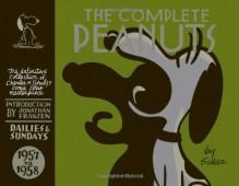 The Complete Peanuts, Vol. 4: 1957-1958 - Charles M. Schulz, Jonathan Franzen