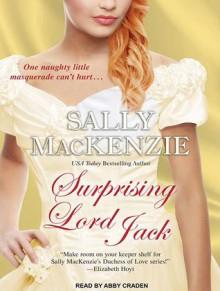 Surprising Lord Jack - Sally MacKenzie, Abby Craden