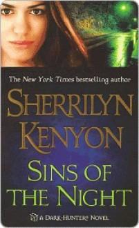 Sins of the Night (Dark-Hunter, #8) - Sherrilyn Kenyon