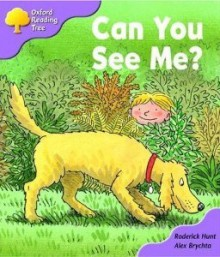Can You See Me? - Roderick Hunt, Alex Brychta