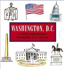 Washington, D.C: A Three-Dimensional Expanding City Skyline - Sarah McMenemy
