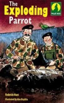 The Exploding Parrot - Roderick Hunt, Alex Brychta