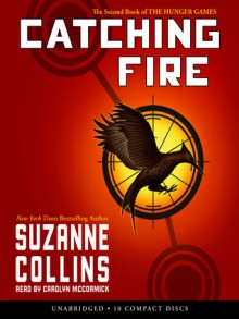 Catching Fire - Suzanne Collins,Carolyn McCormick