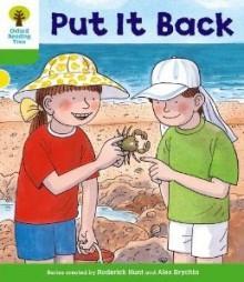 Put It Back - Roderick Hunt, Alex Brychta