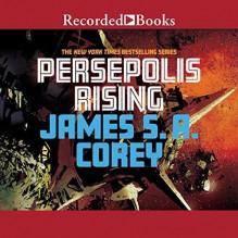 Persepolis Rising - James S.A. Corey, Jefferson Mays