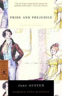 Pride and Prejudice - Jane Austen,Anna Quindlen