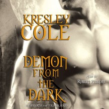 Demon from the Dark: Immortals After Dark, Book 10 - Kresley Cole, Robert Petkoff