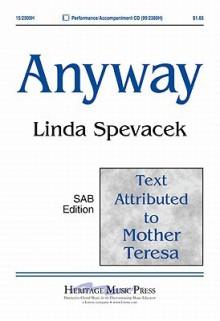 Anyway - Linda Spevacek