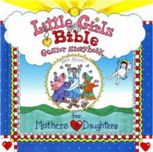 Little Girls Bible Easter Storybook - Carolyn Larsen, Caron Turk