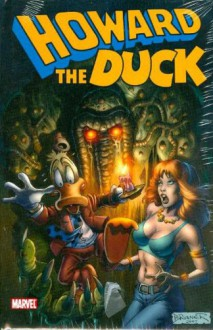 Howard the Duck Omnibus - Steve Gerber, Val Mayerik, John Buscema, Carmine Infantino, Frank Brunner, Gene Colan