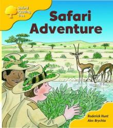 Safari Adventure - Roderick Hunt, Alex Brychta