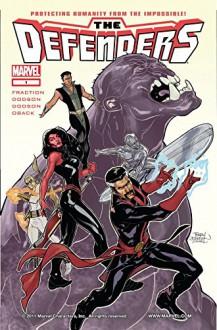 Defenders (2011-2012) #1 - Matt Fraction, Terry Dodson, Rachel Dodson, Sonia Oback