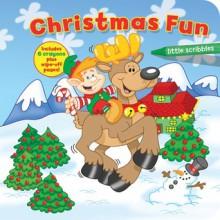 Little Scribbles: Christmas Fun - Emma Less, Steve Harpster