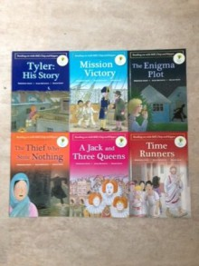 Oxford Reading Tree: Stage 11+: Treetops Time Chronicles [Pack of 6] - Roderick Hunt, David Hunt, Alex Brychta