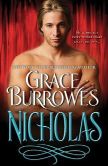 Nicholas: Lord of Secrets (The Lonely Lords) - Grace Burrowes