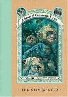 The Grim Grotto - Michael Kupperman,Lemony Snicket,Brett Helquist