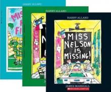 Miss Nelson Trilogy Set - Harry Allard, James Marshall