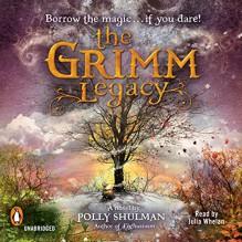 The Grimm Legacy - Julia Whelan,Polly Shulman