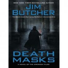 Death Masks - James Marsters,Jim Butcher