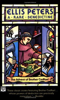 A Rare Benedictine (Chronicles of Brother Cadfael) - Ellis Peters