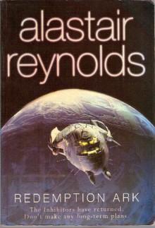 Redemption Ark - Alastair Reynolds