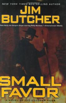 Small Favor - Jim Butcher