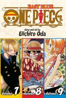 East Blue 7-8-9 - Eiichiro Oda