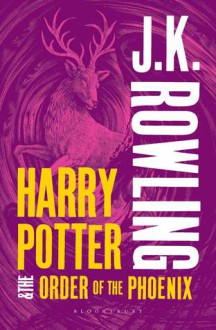 Harry Potter & the Order of the Phoenix - J.K. Rowling