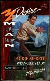 Wrangler's Lady (Babies & Bachelors USA: Montana #26) - Jackie Merritt