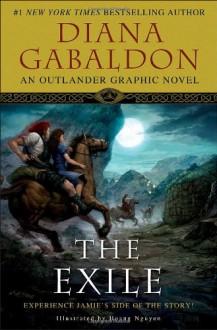 The Exile: An Outlander Graphic Novel - Diana Gabaldon,Hoang Nguyen