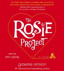 The Rosie Project - Graeme Simsion, Dan O'Grady