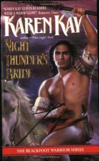 Night Thunder's Bride - Karen Kay