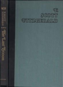 The Last Tycoon - F. Scott Fitzgerald