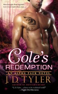 Cole's Redemption - J.D. Tyler
