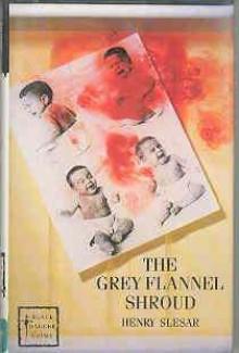 The Grey Flannel Shroud (Black Dagger Crime Series) - Henry Slesar