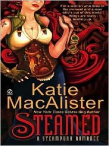 Steamed (Steampunk Romance, #1) - Katie MacAlister
