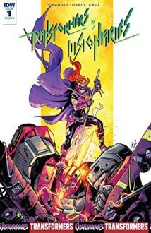 Transformers vs. The Visionaries #1 - Magdalene Visaggio, Fico Ossio