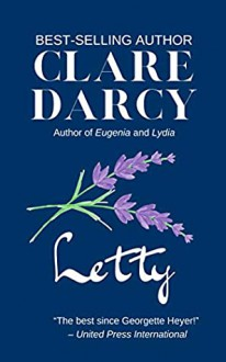 Letty - Clare Darcy