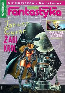 Nowa Fantastyka 173 (2/1997) - Kir Bułyczow, Ray Bradbury, Janusz Cyran, Emma Popik, Pavel Houser