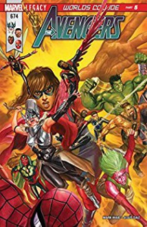 Avengers (2016-) #674 - Jesus Saiz, Alex Ross, Mark Waid