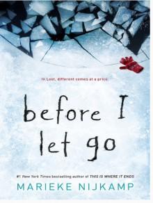 before I let go - Marieke Nijkamp