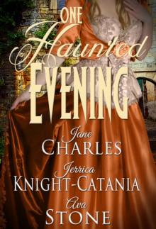One Haunted Evening - Jane Charles,Jerrica Knight-Catania,Lynn M. Stone