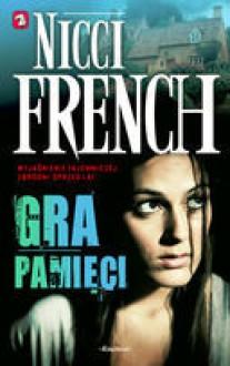 Gra Pamięci - Nicci French, Jan Kabat