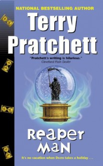 Reaper Man - Terry Pratchett