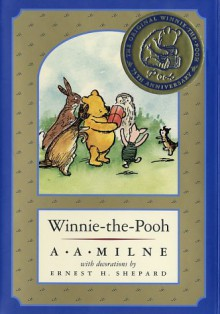 Winnie-the-Pooh - Ernest H. Shepard,A.A. Milne