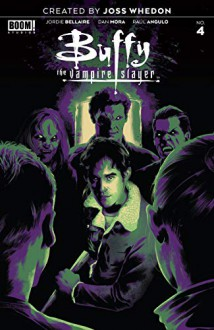 Buffy the Vampire Slayer #4 - Jordie Bellaire, Matt Taylor, Raul Angulo