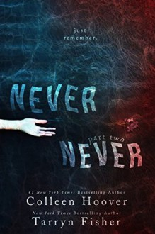 Never Never: Part Two - Colleen Hoover, Tarryn Fisher
