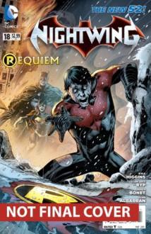 Nightwing, Vol. 3: Death of the Family - Kyle Higgins,Eddy Barrows