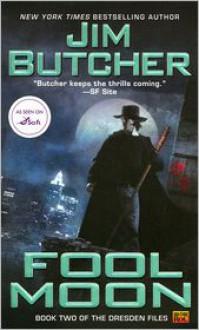 Fool Moon (Dresden Files Series #2) -