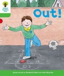 Out! - Roderick Hunt, Alex Brychta